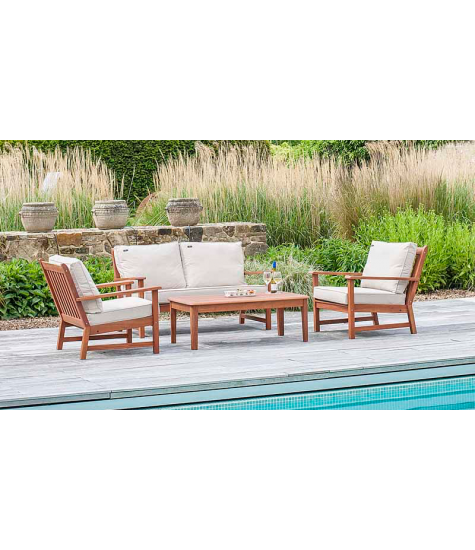 Cornis Collection 4 Seater Lounge Set
